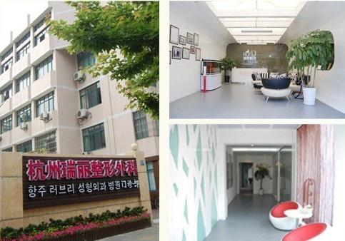 杭州整形医院的门诊量